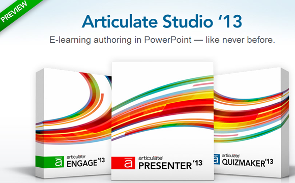 Articulate Studio 13 Preview